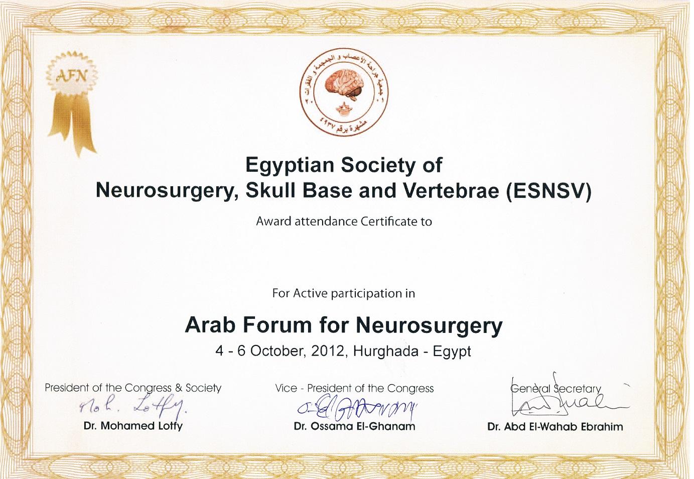 doctor certificates